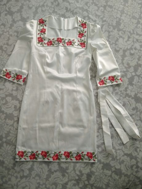 Плаття вишиванка 44-46 розмір