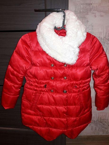 Продам детскую зимнюю куртку .