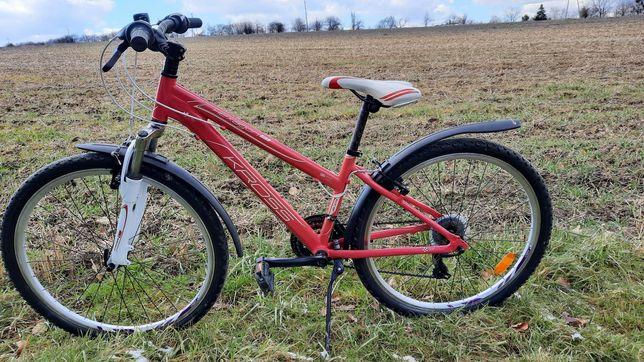 rower damski, młodzieżowy, Kross Hexagon F1, 26 cali