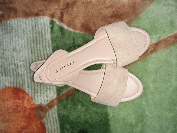 Sandałki  sinsay