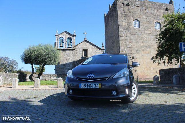 Toyota Prius+ +