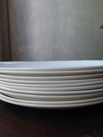 Wilmax England 32 см, набор тарелок, блюдо, фарфор, посуда, тарелка