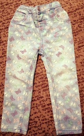 Штани джинси брюки лосіни