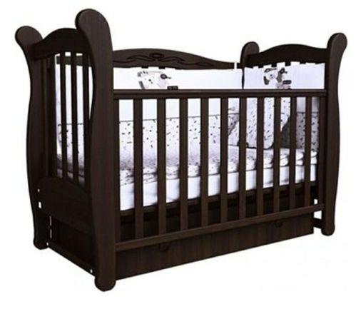 Кровать детская Соня Верес маятниковая