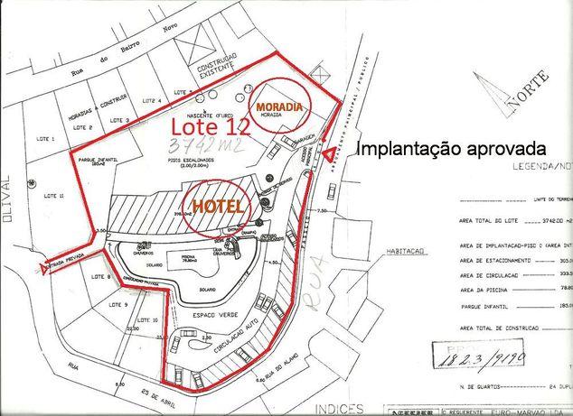 Loteamento -MARVÃO-Lotes, moradias, hotel, e restaurante, desde 12500€