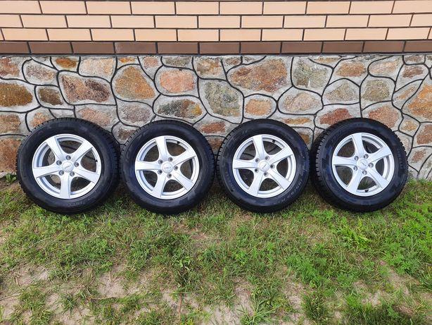 5×112 r15  et 43  195/65 r15   Audi, Vw, skoda