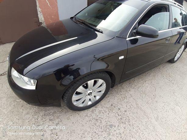 Audi A4B6 в хорошем состоянии