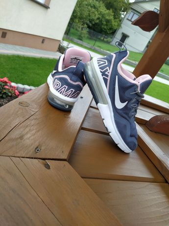 Stan idealny Air Max Nike adidasy buty sportowe damskie r.35.5/36