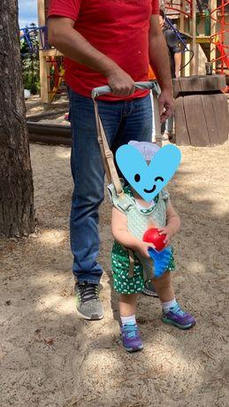 Вожжи детские Happy walk , ходить и бегать