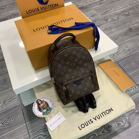 Рюкзак LV Louis Vuitton размер РМ
