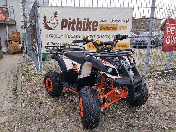 Quad 006 Phyton PRO 125cc 11KM koła 7' KXD