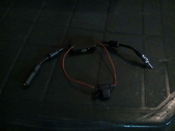 Amplificador de antena para carro