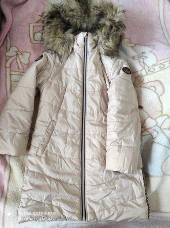Курточка на дівчинку,134см,142см
