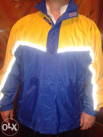 Куртка спортивна, водонепроникна вітровка