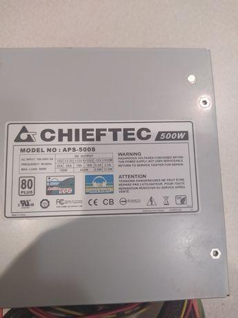 Блок питания Chieftec APS-500S