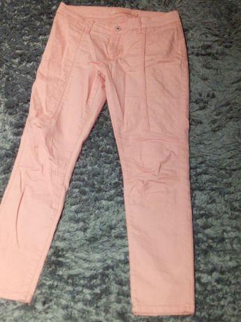 Nowe spodnie XL kolor Łosoś