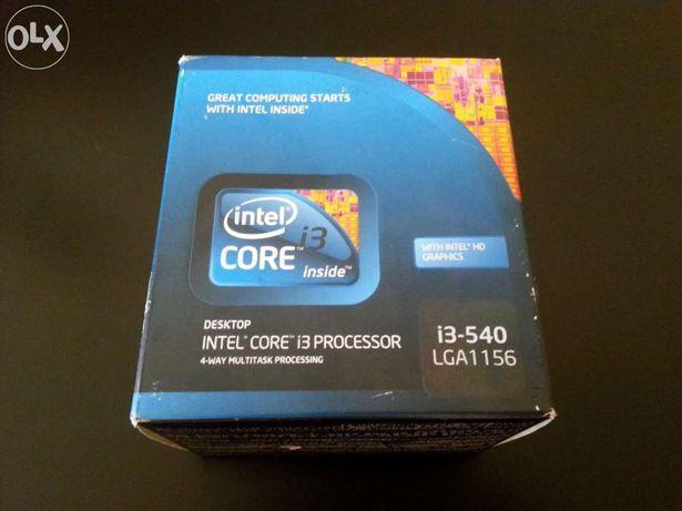 Processador i3 - 540 LGA1156