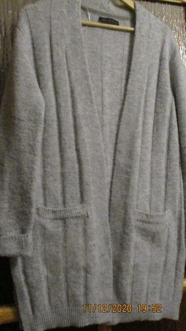 Sweter damski z kieszeniami kardigan Marks & Spencer S(36-40)
