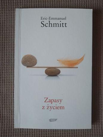 Eric-Emmanuel Schmitt - Zapasy z życiem