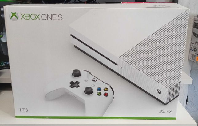 Konsola Xbox One S 1TB + gra Dying Light  The Following od HaloGSM