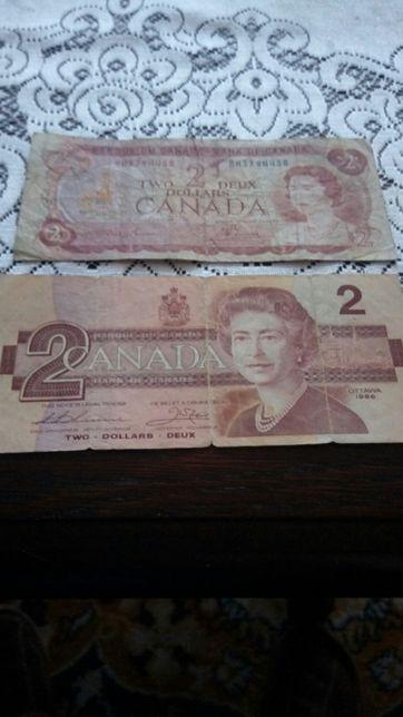 Banknoty Canada