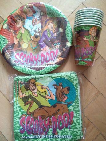 Zestaw grillowy Scooby Doo