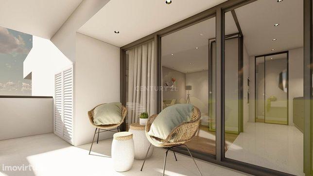 Apartamento T1 - 63,50m2  - Empreendimento Nova Portela