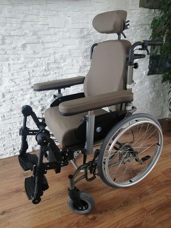 Wózek inwalidzki specjalny o podwyższonym standardzie V 300 30°