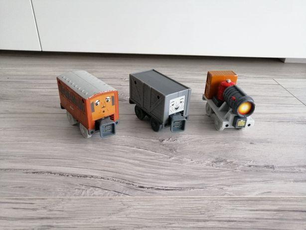 Zestaw wagonów Tomek i przyjaciele na magnes