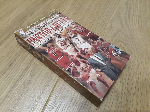 Kaseta Video Chicago Bulls