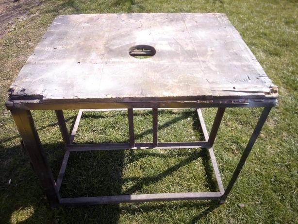 Stół do frezarki do drewna