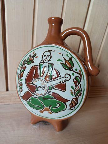 Глиняна ваза 19 століття