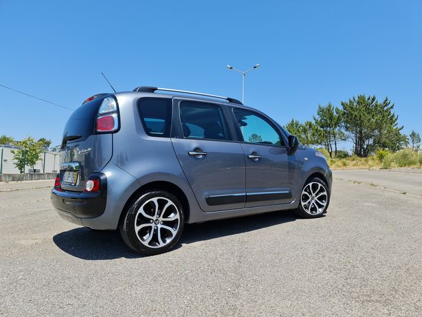 C3 Picasso exclusive 1.6HDI