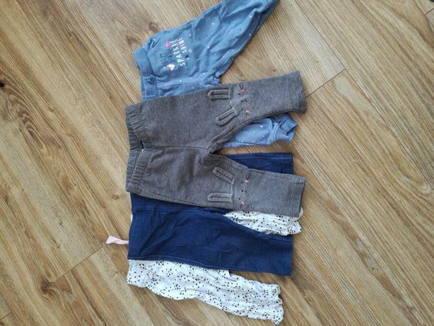 Spodnie dziewczęce 10sztuk
