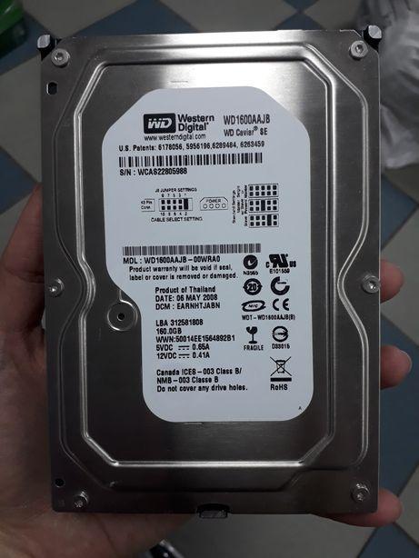 Жесткий диск western digital ad 1600