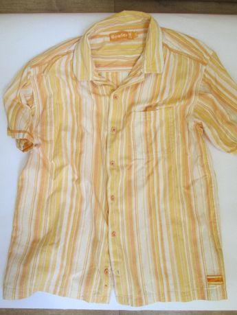 Рубашка для мальчика летняя 14 лет