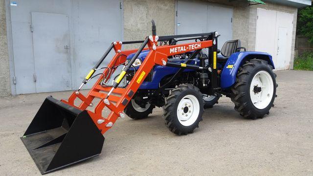 Трактор LOVOL244 с погрузчиком