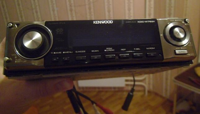 Автомагнитола kenwood kds-w7531y