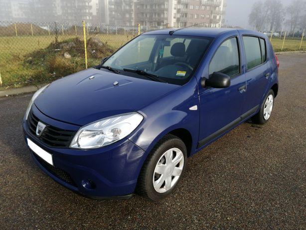 *Dacia Sandero 1.4 MPI 2008r //Hak//Dobry stan//Niska cena*