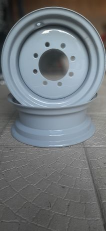 Диск колесный тракторного прицепа 2ПТС-4(8шпилек цельный).