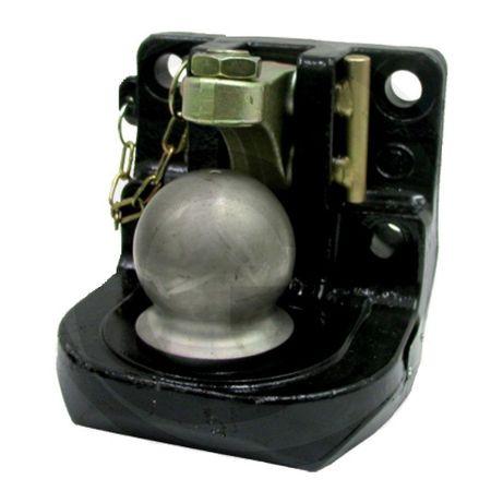 Zaczep: Szerokość / rozstaw otworów (mm): 140 x 80, M20