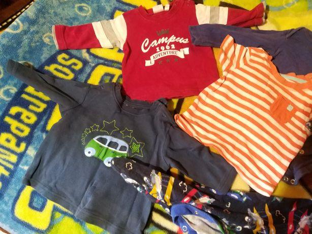 Пакет вещей на мальчика(0-6месяцев)