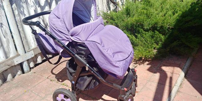 Детская универсальная коляска Cruiser 2 в 1