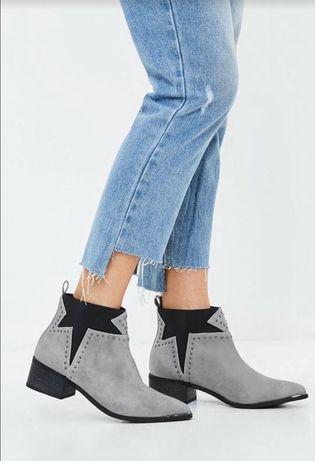 Ботинки Идеальные заострённые от missguided