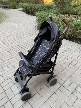 Elodie Details Stockholm коляска трость + кожаный бампер +подстаканник
