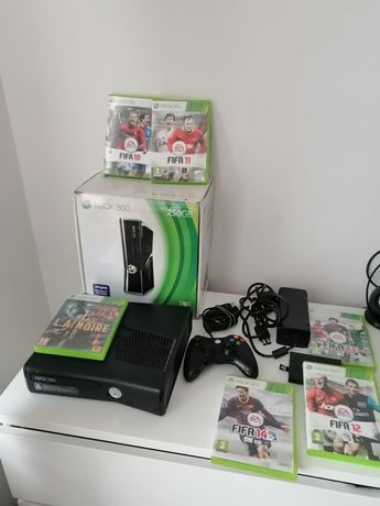 Xbox 360- zestaw
