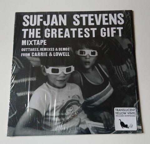 Sufjan Stevens The greatest gift winyl