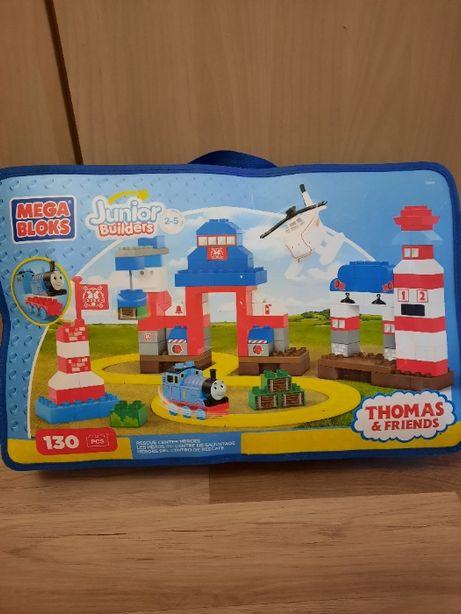 Mega Bloks Tomek i przyjaciele - duży zestaw
