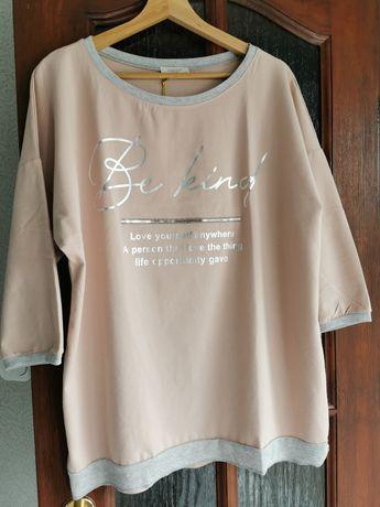 Bluzka Megi rozm. L/XL nowa z metkami.