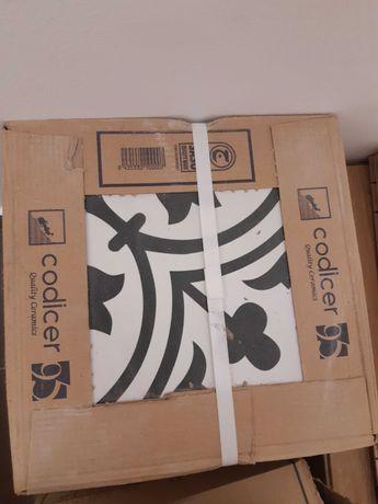 Płytki gresowe Codicer Arte patchwork 25x25